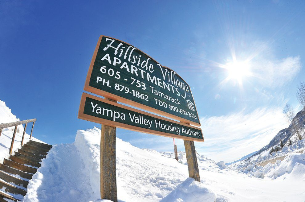 HILLSIDE VILLAGE APARTMENTS - Yampa Valley Housing Authority