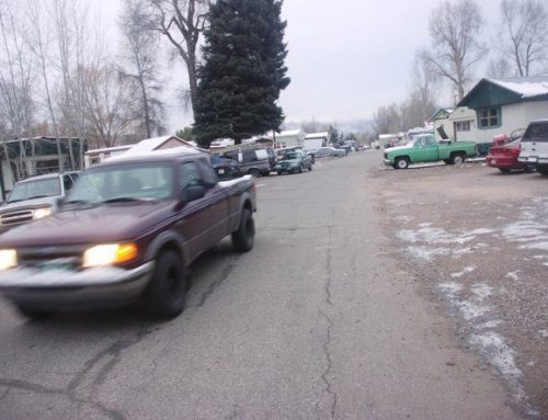 Yampa Valley Housing Authority works to finance Fish Creek Mobile Home Park infrastructure project